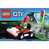LEGO Go-Kart Racer [30314] - Building Set Occupation